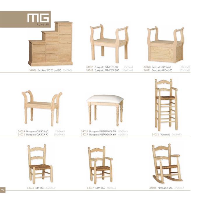 Muebles Guerrero Fabricante De Mueble En Crudo En Lucena